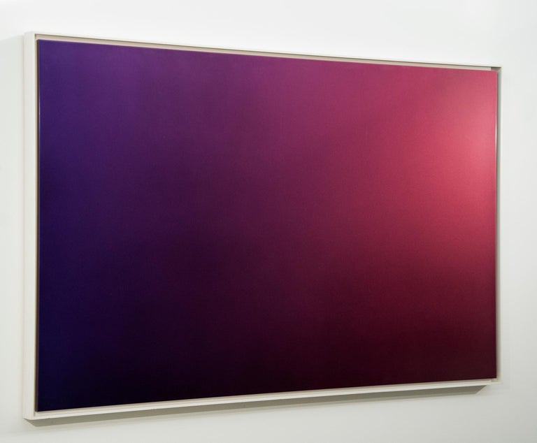 Euclidian Emptiness No. One - Contemporary Painting by Malcolm Rains