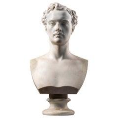 Male bust 'Luigi Ghinassi'