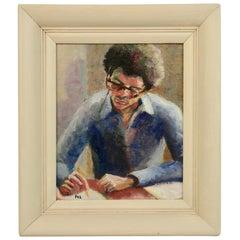Male Portrait Painting
