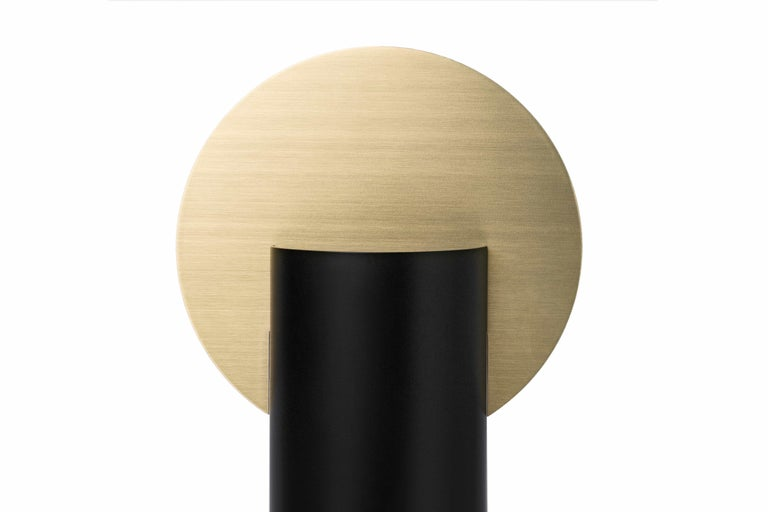 Steel Malevich Vase by NOOM For Sale