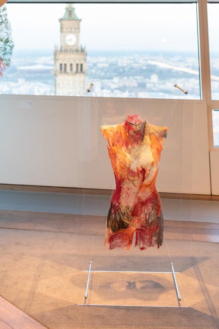 Malgorzata Jablonska Body 3 Sculpture, 2019 For Sale 8