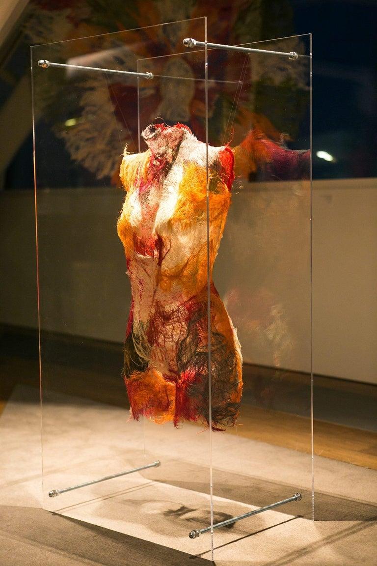 Malgorzata Jablonska Body 3 Sculpture, 2019 For Sale 10