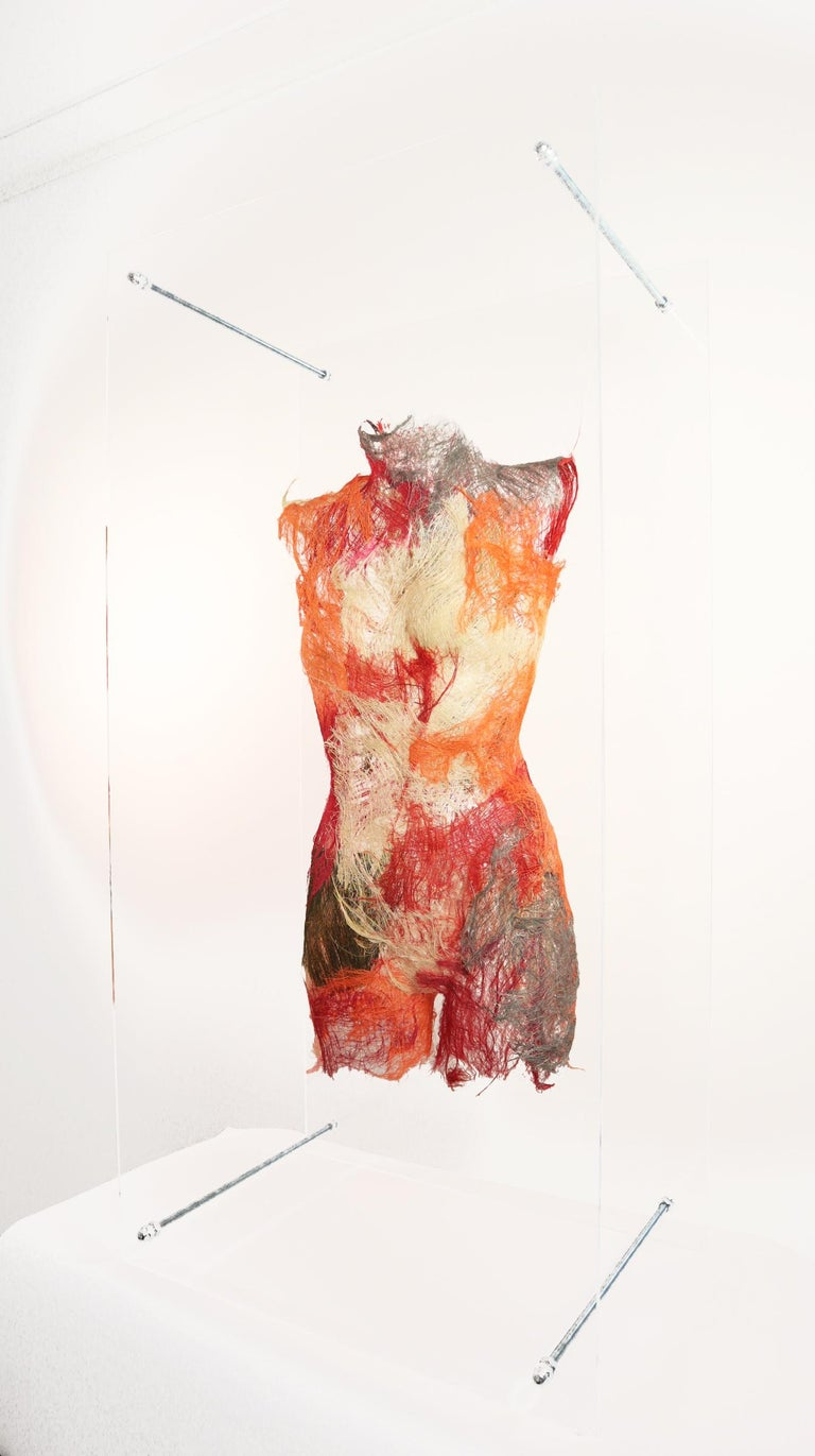 Malgorzata Jablonska Body 3 Sculpture, 2019 For Sale 11