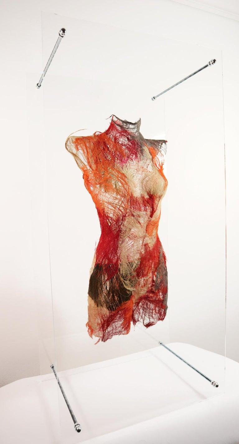 Modern Malgorzata Jablonska Body 3 Sculpture, 2019 For Sale