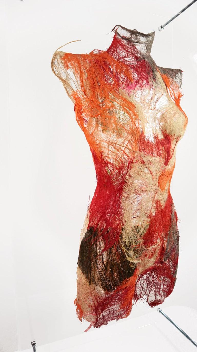 Polish Malgorzata Jablonska Body 3 Sculpture, 2019 For Sale