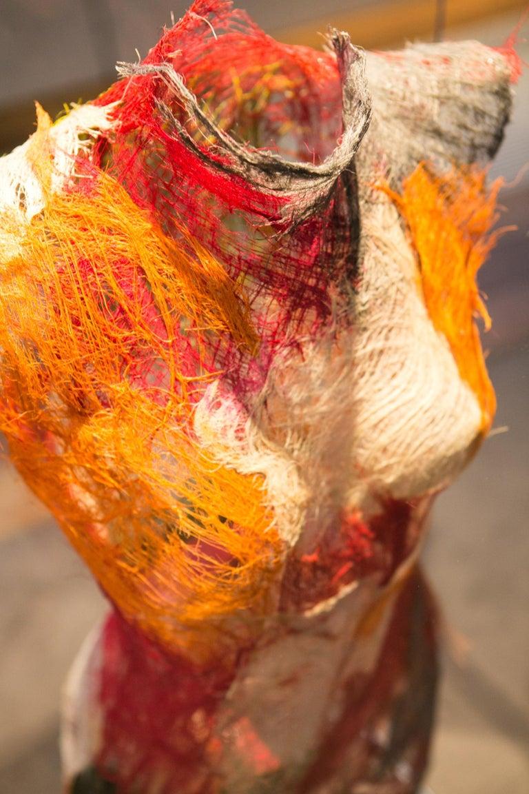 Contemporary Malgorzata Jablonska Body 3 Sculpture, 2019 For Sale