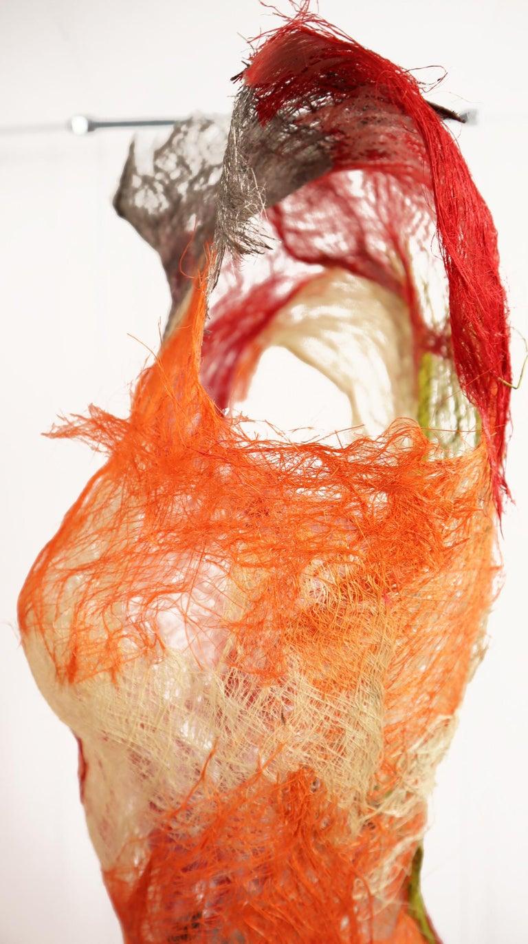 Metal Malgorzata Jablonska Body 3 Sculpture, 2019 For Sale