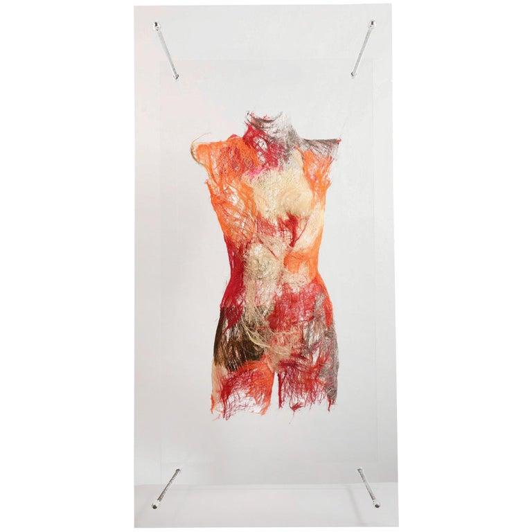 Malgorzata Jablonska Body 3 Sculpture, 2019 For Sale