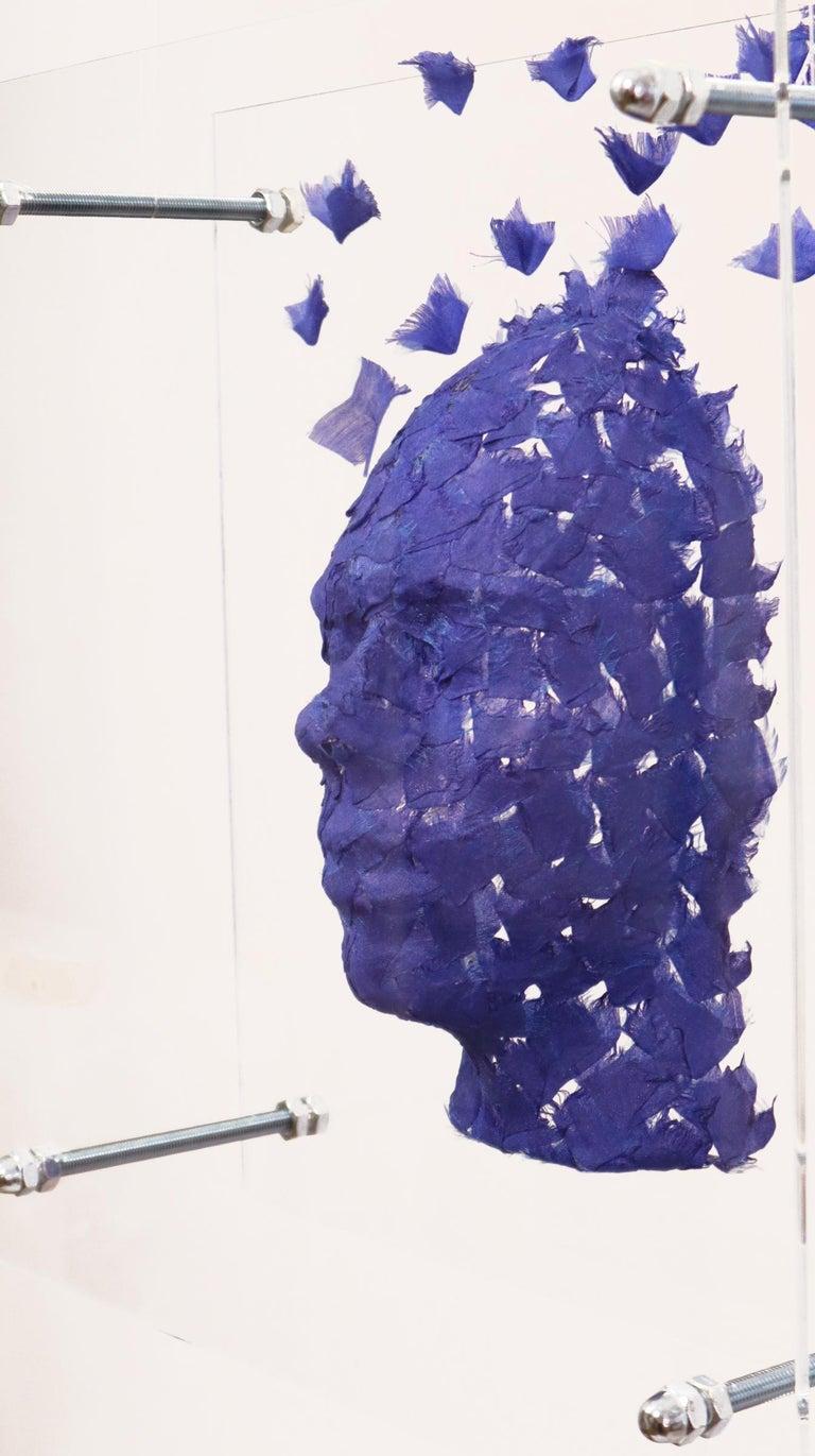 Malgorzata Jablonska Mask 9 Sculpture, 2019 For Sale 2
