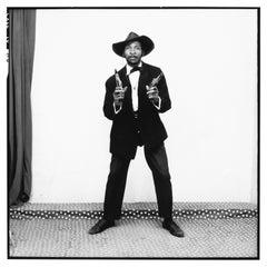 "Malick Sidibe ""Je tire le premier"", 1971"