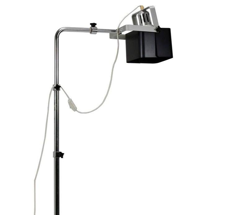 Scandinavian Modern Malli Floor Lamp by Yrjö Kukkapuro For Sale