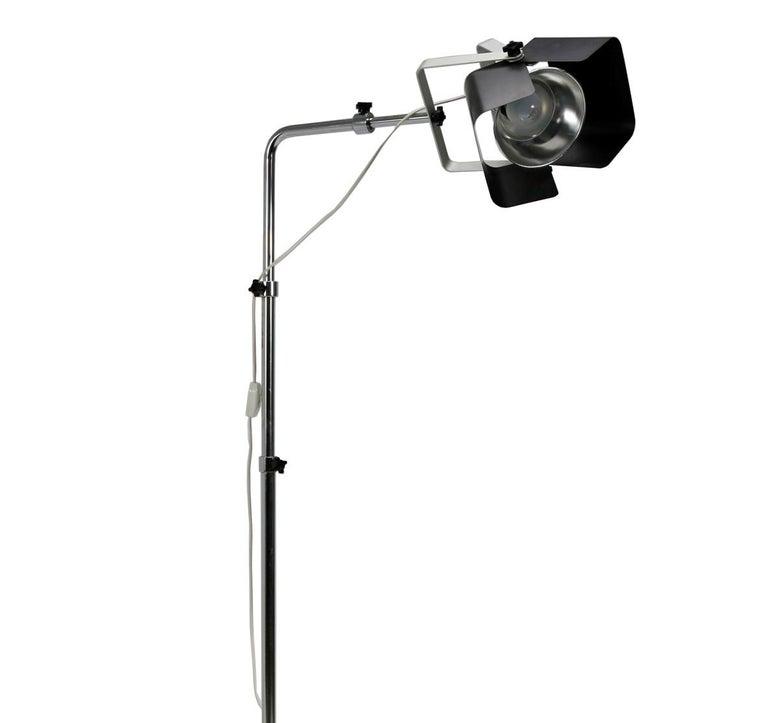 Finnish Malli Floor Lamp by Yrjö Kukkapuro For Sale