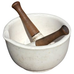 Mammoth Apothecary Mortar and Pestle