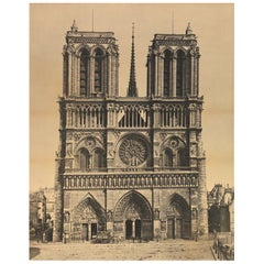Mammoth Photograph of Notre Dame
