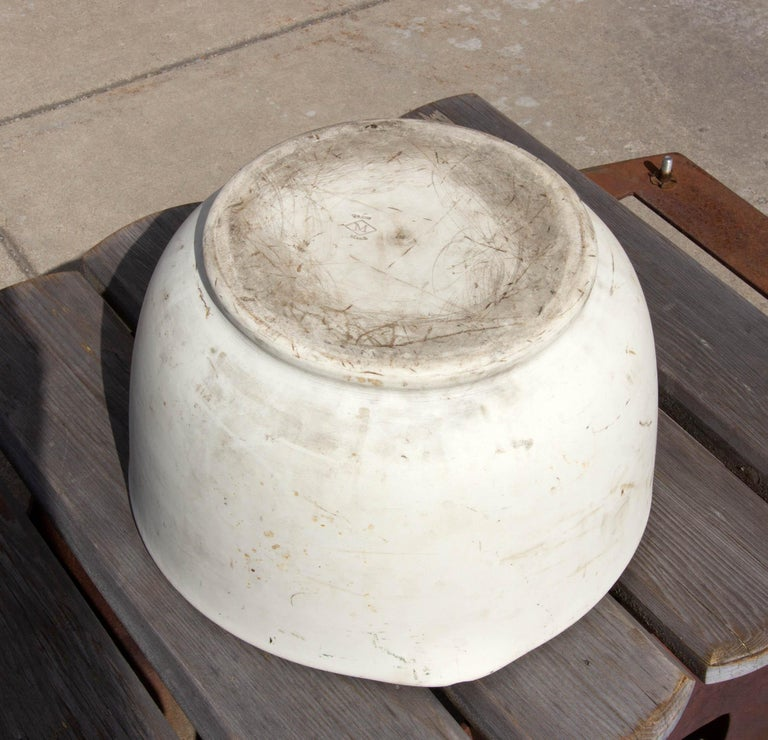 20th Century Mammoth Apothecary Mortar and Pestle For Sale