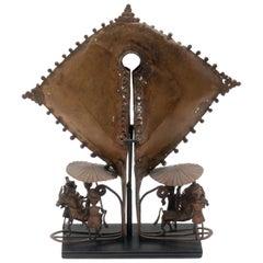 Mamuli Copper Pendant from Indonesia