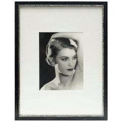 Man Ray Contretype of Lee Miller, 1930