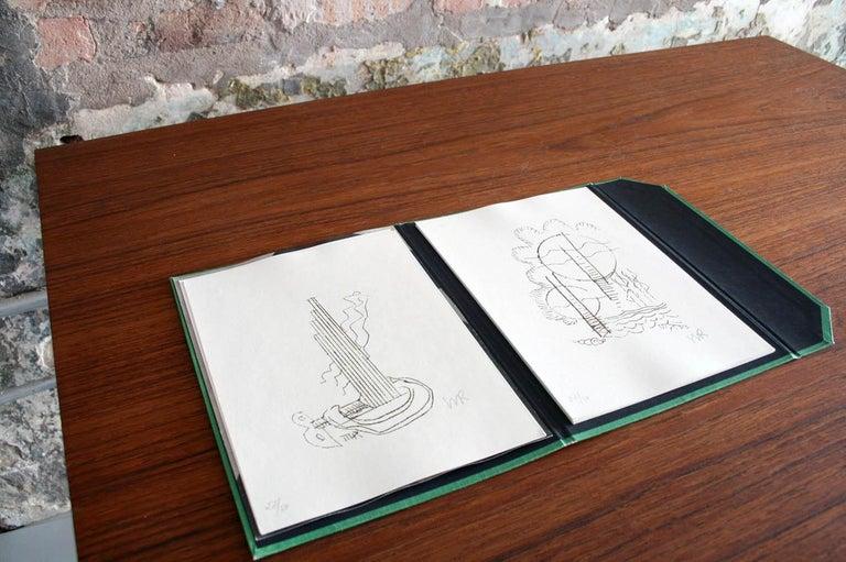 Man Ray, Les Treize Clichés Vierge Portfolio from 1968 for Sergio Tosi For Sale 2