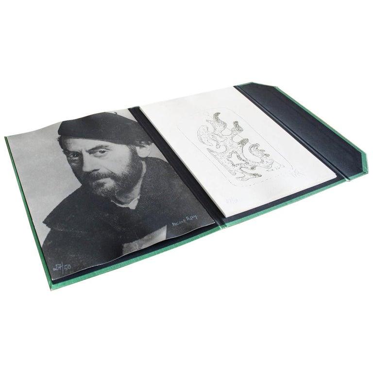 Man Ray, Les Treize Clichés Vierge Portfolio from 1968 for Sergio Tosi For Sale