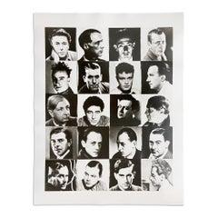 Échiquier Surréaliste, 1934, Silver Gelatin Print, Dada, Surrealist, Modern Art
