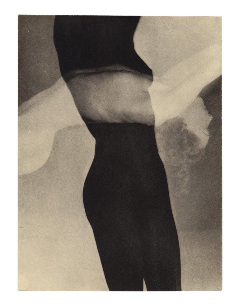 Facile.  - Photograph by Man Ray