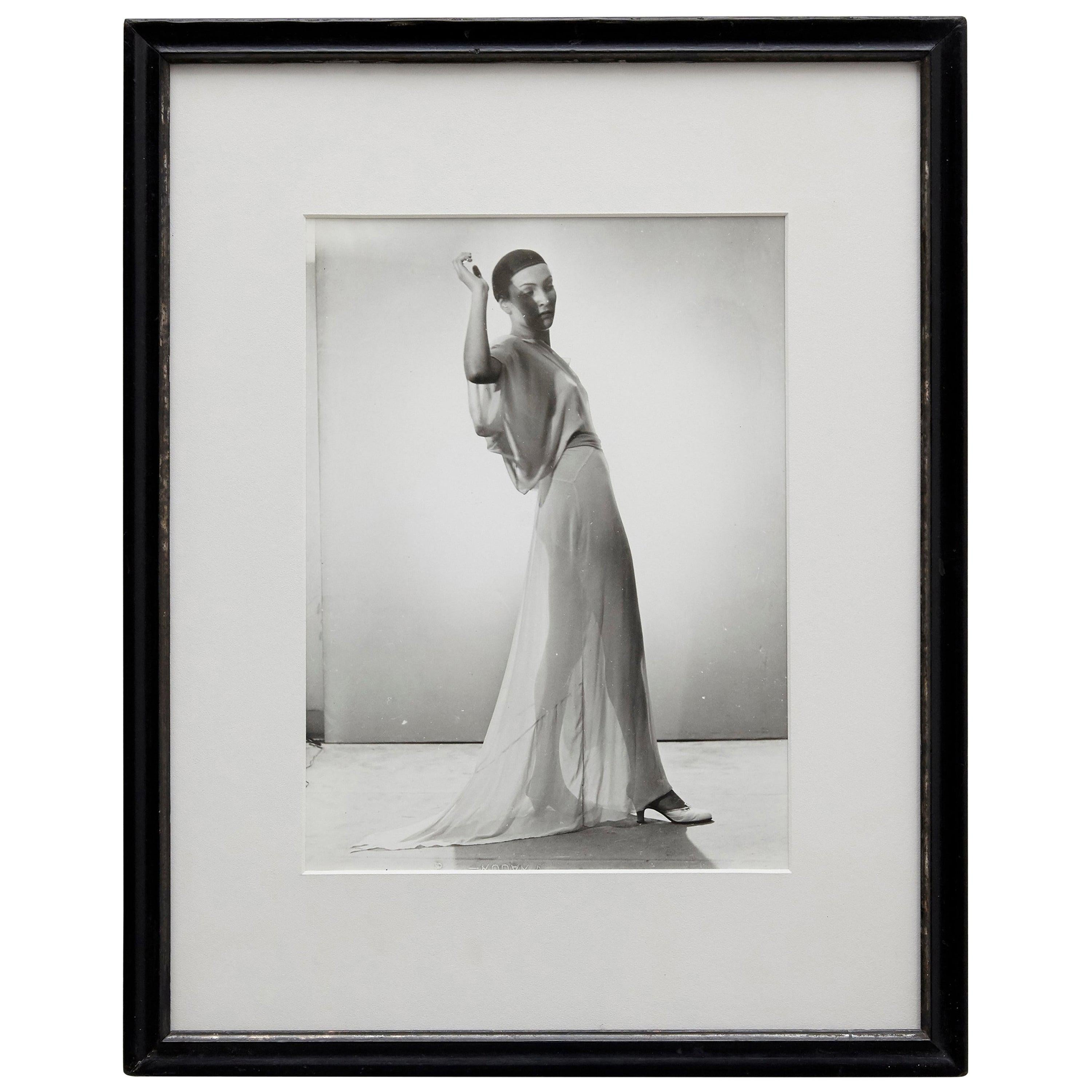 Man Ray Photography of a Woman