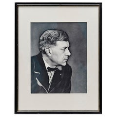 Man Ray Photography of Georges Braque