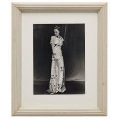 Man Ray Photography of Woman