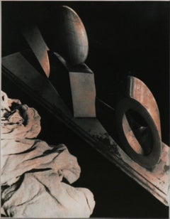 Oggetto Matematico - Print, Photograph, Figurative, 20th C., Dada, Surrealism