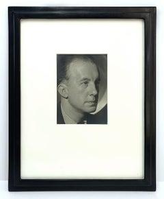Portrait of Paul Éluard