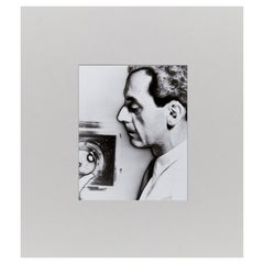Man Ray Sef Portrait Photography
