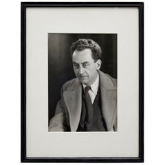 Man Ray Sefportrait Black and White Photography