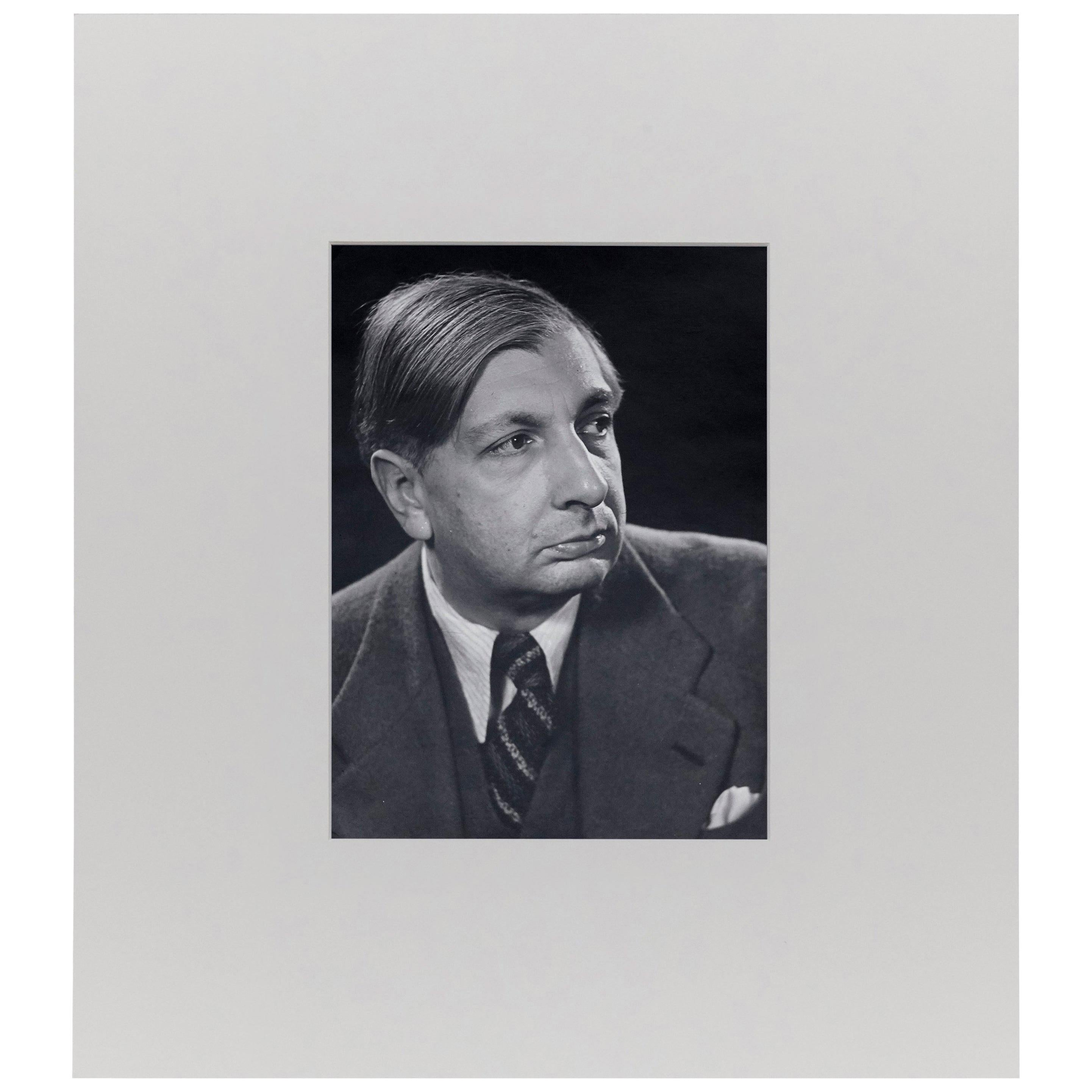 Man Ray Surrealist Portrait Photography of Giorgio De Chirico
