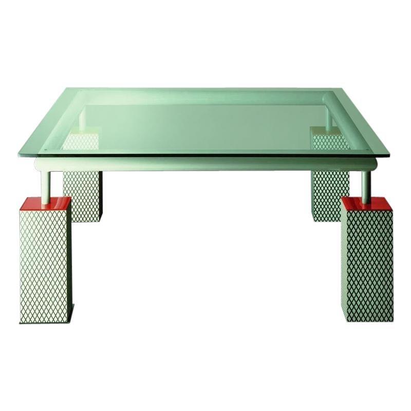 Mandarin Table, by Ettore Sottsass from Memphis Milano
