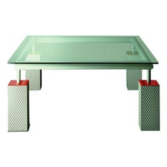 Mandarin Table, by Ettore Sottsass from Memphis Milano