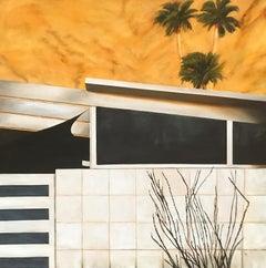Mid Century Modern XXII, Oil Painting