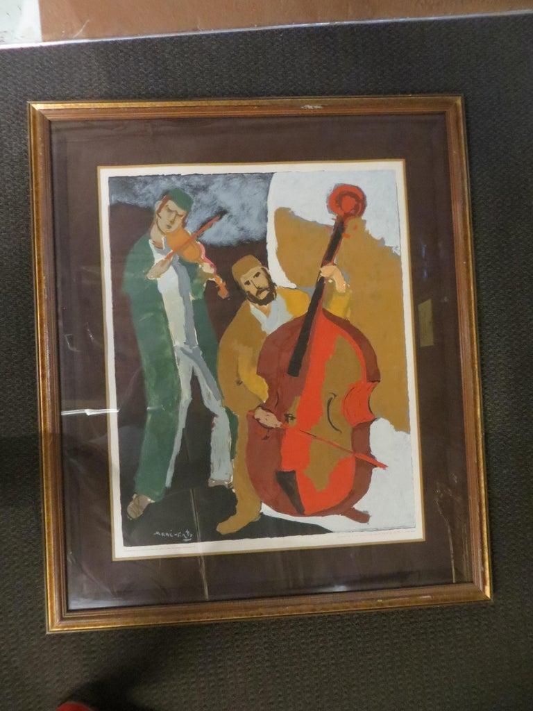 Les Musiciens  For Sale 1