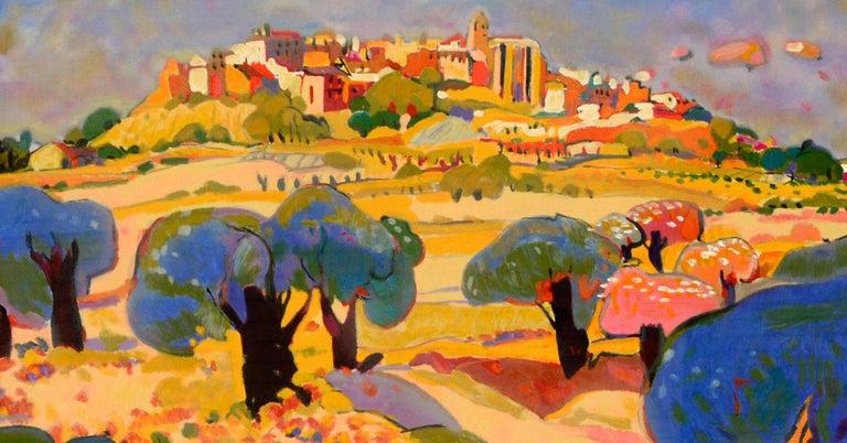 Horta De Saint Joan Spain by Manel Anoro 1995 Warm Summer For Sale 2