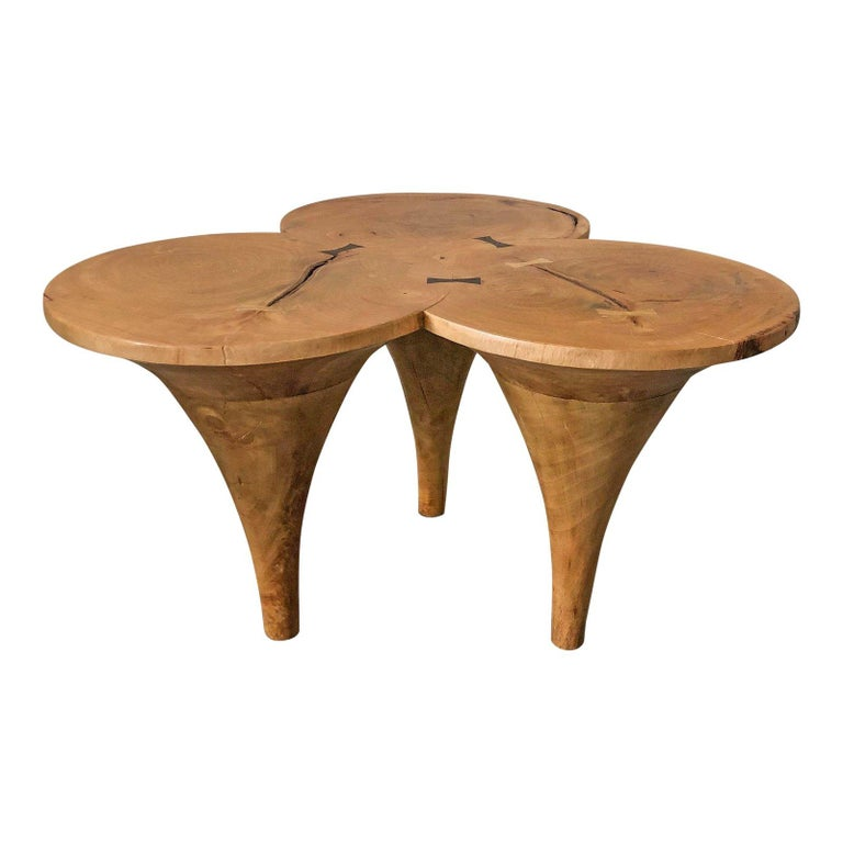 Mango Wood Coffee Table For Sale At 1stdibs