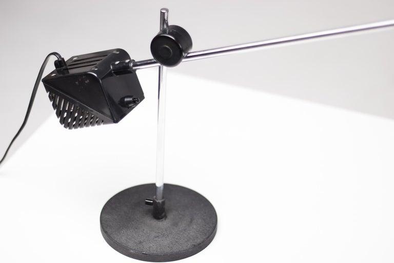 Modern Maniglia Desk Lamp by Stilnovo For Sale
