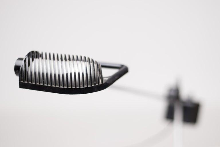 Maniglia Desk Lamp by Stilnovo In Good Condition For Sale In Dronten, NL