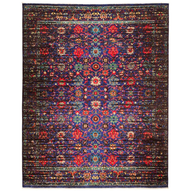 Manila, Eclectic Area Rug For Sale At 1stdibs