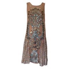 Manish Arora Sequins Dress IT 40