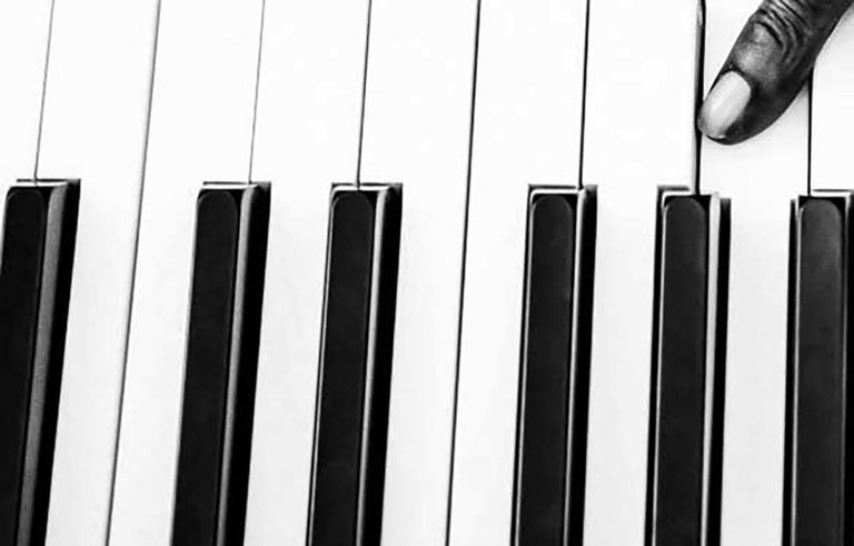 Mano Piano by Kiko Kairuz