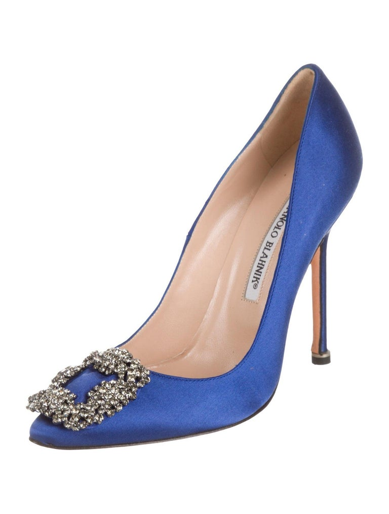 manolo blue shoes sex and the city in Derbyshire
