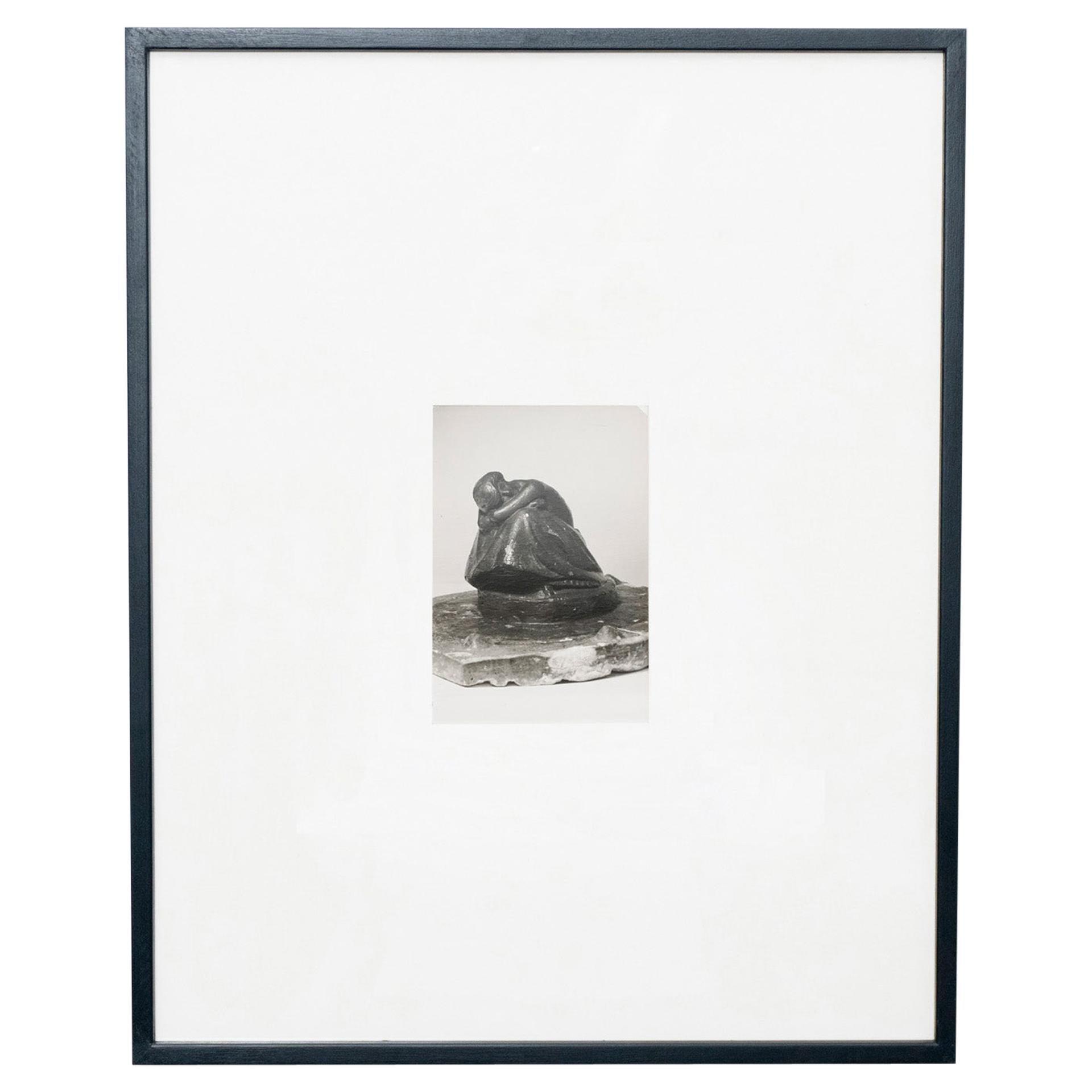 Manolo Hugue Archive Photography of Sculpture, circa 1960