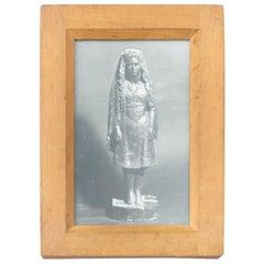 Manolo Hugué Archive Photography of Sculpture