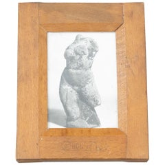 Manolo Hugué Archive Photography of Sculpture, Free Shipping