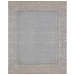 Hand Knotted - silk rug - Mansart Oak, Edition Bougainville