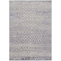 Mansour Modern Handwoven Moroccan Inspired Rug